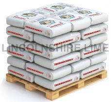 St Astier Thermocromex Lime based render Pallet of 40 Bags (1 Ton)
